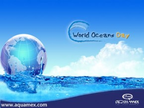 Día Mundial de los Oceanos 8 de Junio